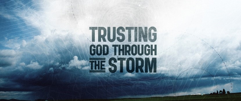 Trusting God Through the Storm