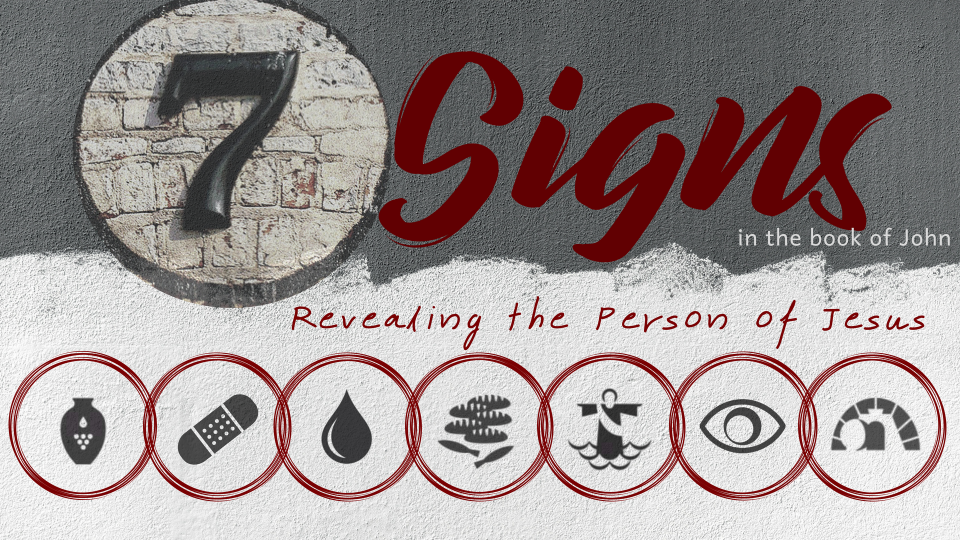 7 signs from the Savior March 2020